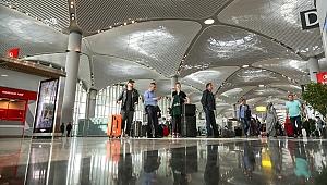 İstanbul Yeni Havalimanı'na bir günlük tanıtım gezisi