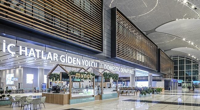 İstanbul Havalimanı Ramazan Bayramı'na hazır