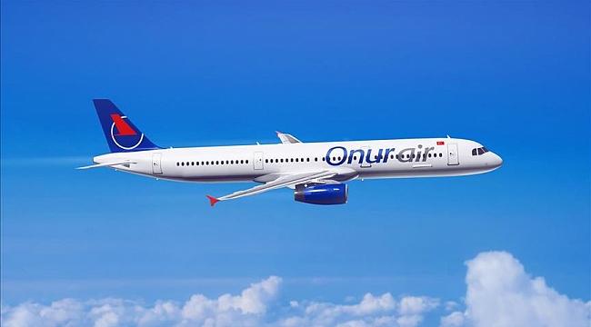 Onur Air, Köln uçuşlarına başlıyor