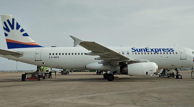 SunExpress filosundaki uçak sayısı 84'e çıkıyor