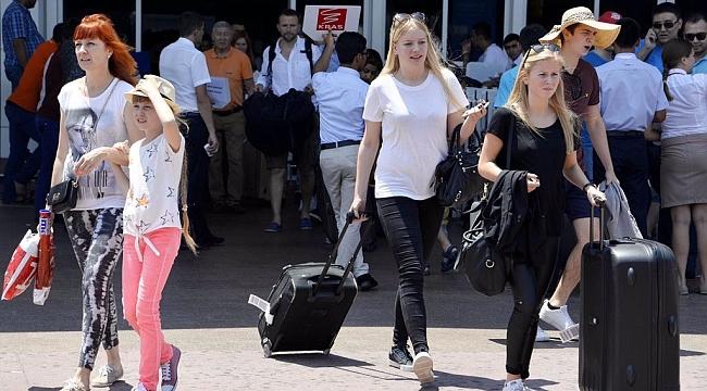 Antalya 2019'u rekor turist sayısıyla kapattı