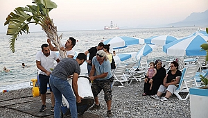 Dünyaca ünlü sahildeki aykırılıklar kaldırıldı