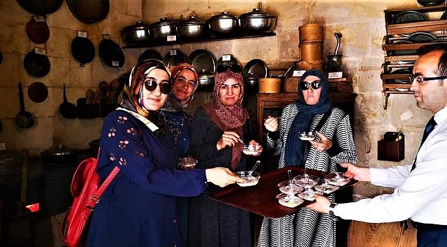 Gaziantep Müzeleri'ni bayramda 32 bin kişi gezdi