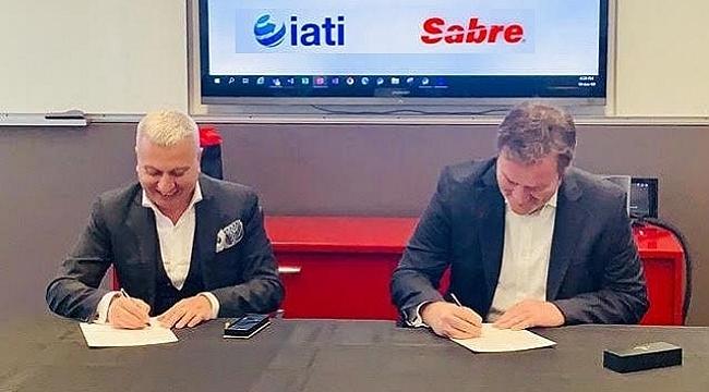 IATI ve Sabre'den dev işbirliği anlaşması