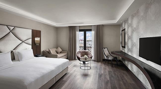 İstanbul'daki en yeni oteli Esentepe'de açılıyor