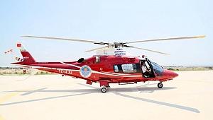 Mersin Belediyesi Hava Taksi hizmetine başladı