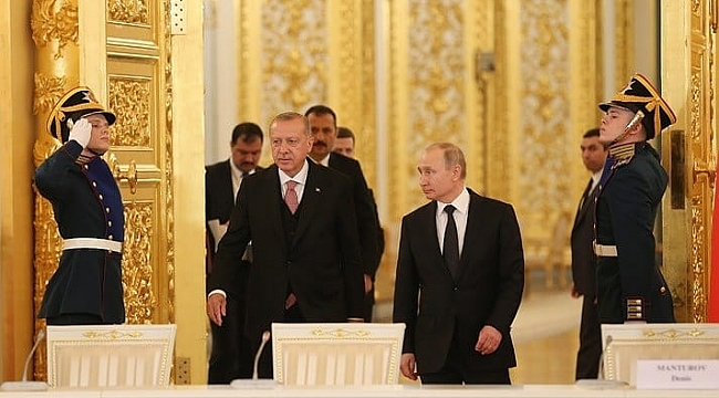 Rus polislere Türkiye'de tatil izni çıktı