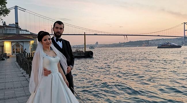 Turizmnews.com temsilcisi Seçkin Yılmaz'ın kızı evlendi