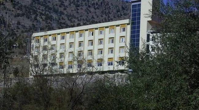 Termal otel 10 yıllığına kiraya verilecek