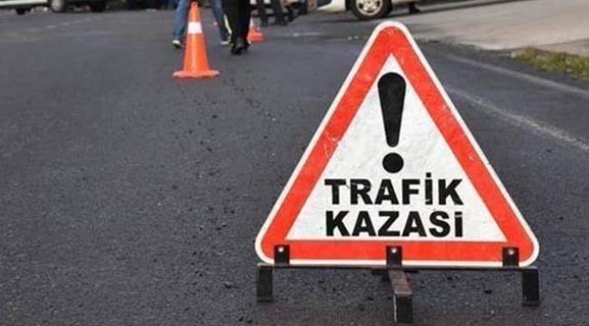 İki turist ATV kazasında yaralandı