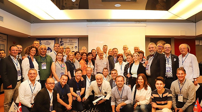Uluslararası Skal Dernekleri Federasyonu Eskişehir'de buluştu