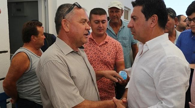 Ahmet Aras, ''Karaova'yı turizmle buluşturacağız''
