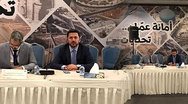 Başkan Arı, Ürdün'de Kapadokya'yı anlattı