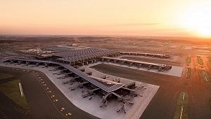 İstanbul Havalimanı yolcu kapasitesi 200 milyona ulaşacak