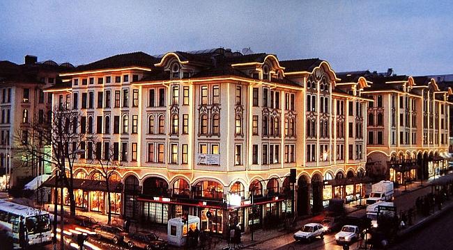 Net Holding'ten THK'nın Laleli'deki oteli hakkında açıklama