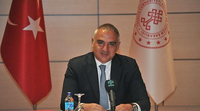 Ersoy, ''Türkiye turizmde güçlü bir büyüme ivmesi yakaladı''