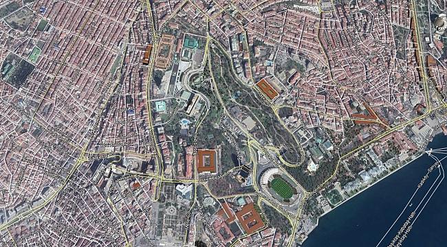 Beşiktaş'ta  bazı yollar 15 saat trafiğe kapatılacak