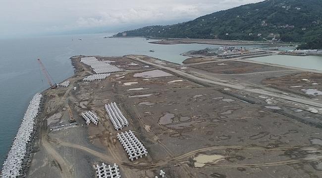 Rize-Artvin Havalimanı 2020'de açılacak