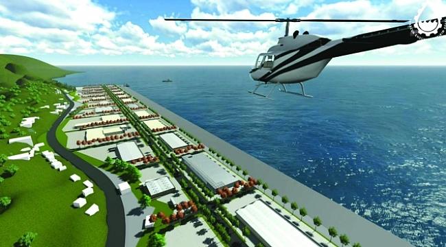 Yatırım Adası'nın ihalesi 17 Eylül'de