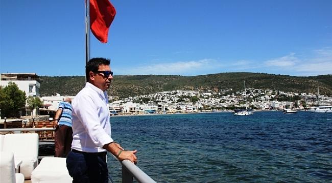 Ahmet Aras, ''Bodrum ötekileştiriliyor''