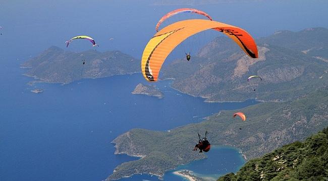Bu cihaz yamaç paraşütü kazalarını yüzde 80 azaltacak