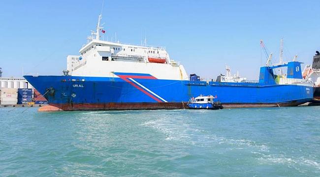 Denizi kirleten 12 gemiye 14.5 milyon TL ceza