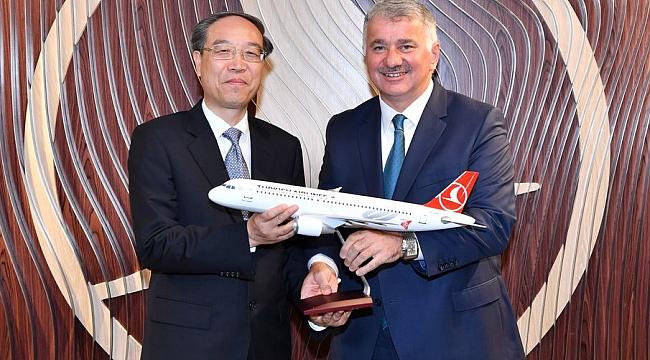 Ekşi:  ''Çin'de daha fazla noktaya uçmak istiyoruz''