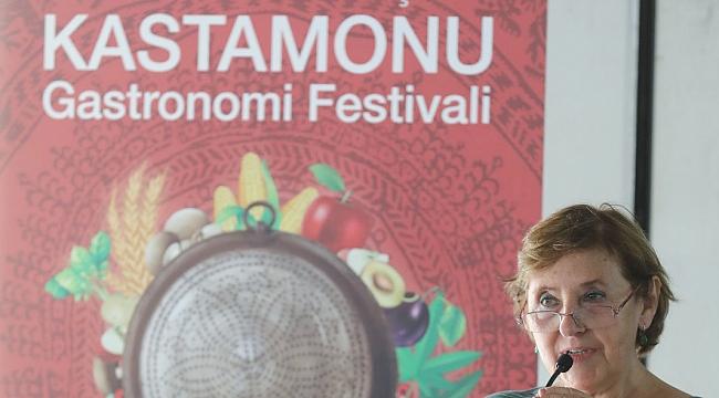 Kastamonu Gastronomi festivali için hazır