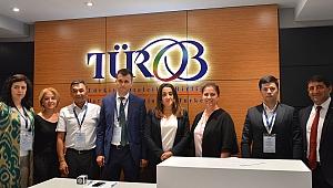 Özbekistan Otelciler Derneği'nden TÜROB'a ziyaret