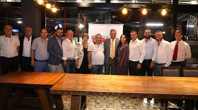 TÜRSAB Başkanı Bağlıkaya, Adanalı turizmcilerle buluştu