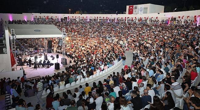 Zurna Festivali'ni 200 bin kişi izledi