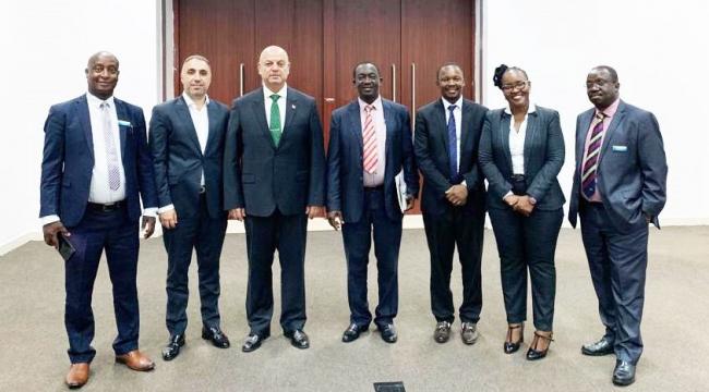 Tanzanya'nın havacılarını THK Üniversitesi yetiştirecek