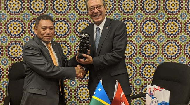 Türkiye ve Solomon Adaları arasında uçuşlar başlayacak