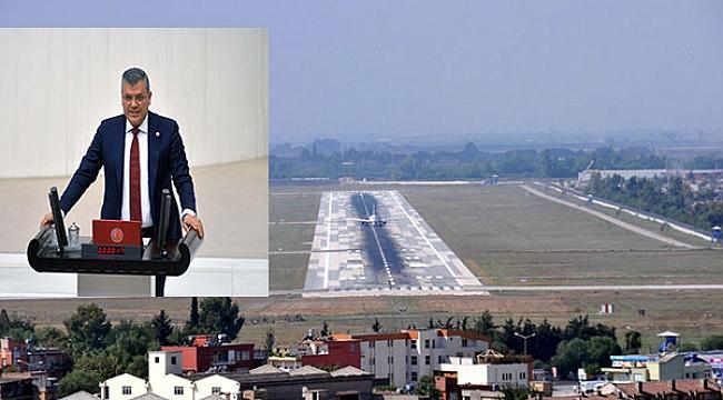 Adana Havaalanı'na yatırım yapın