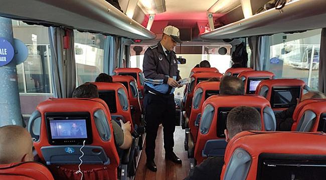 Otobüs seyahatleri kısıtlanıyor