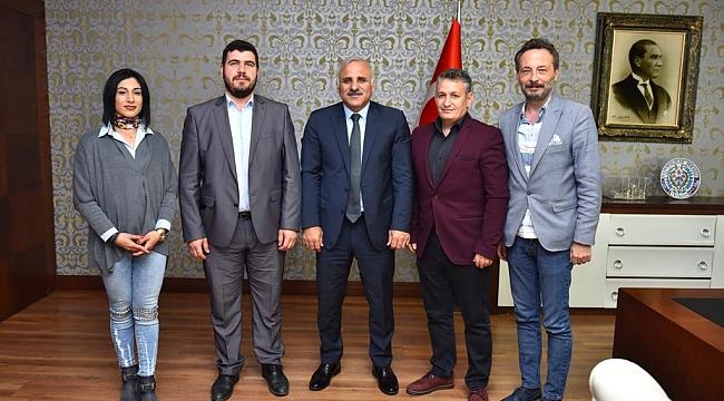 Turizmi Trabzon'da ayrı, Ordu'da ayrı Giresun'da ayrı düşünemeyiz