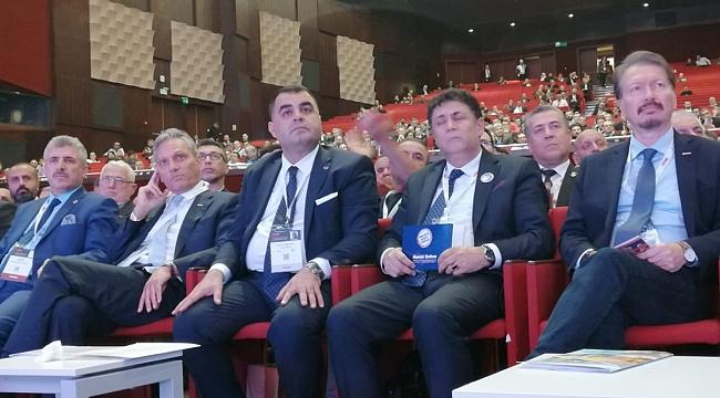 TÜRSAB genel kurulunda adaylar konuştu