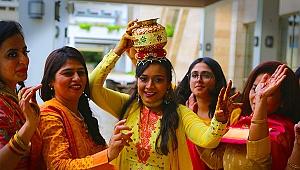 Antalya'da Hint düğünleri hız kesmiyor