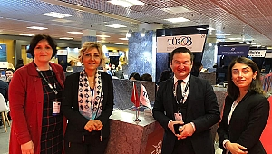 ILTM Cannes Fuarı'nda Türkiye standına ilgi