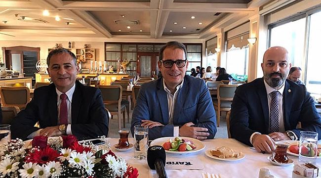 Murat Toktaş TTGA adaylığını açıkladı