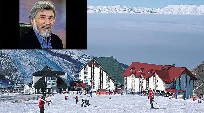 Palandöken'de Murat Dedeman anısına kayak yarışması