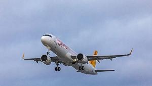 "Pegasus'un ikinci ""A321 Neo""su filoya katıldı"