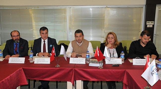 Rent A Car temsilcileri Antalya'da sorunlarını masaya yatırdı