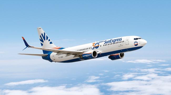 SunExpress'ten Covid-19 turist koruma ve destek sigortası