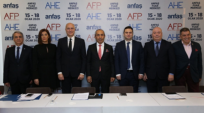 Türkiye'nin en büyük HORECA buluşması Antalya'da yapılacak
