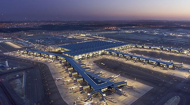 İstanbul Havalimanı Avrupa'da lider
