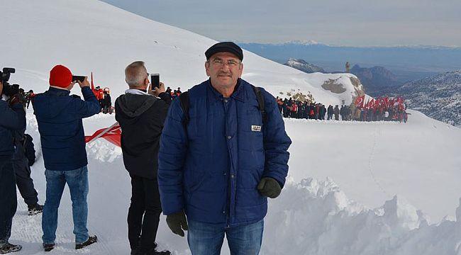 Antalyalılar Saklıkent'e akın etti