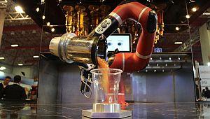 Artık Kokteylleri ''Robot Barmen'' hazırlayacak