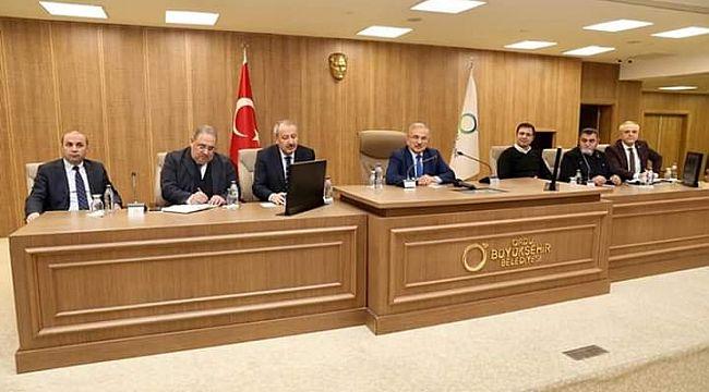 Başkan Güler,  acente temsilcileriyle bir araya geldi