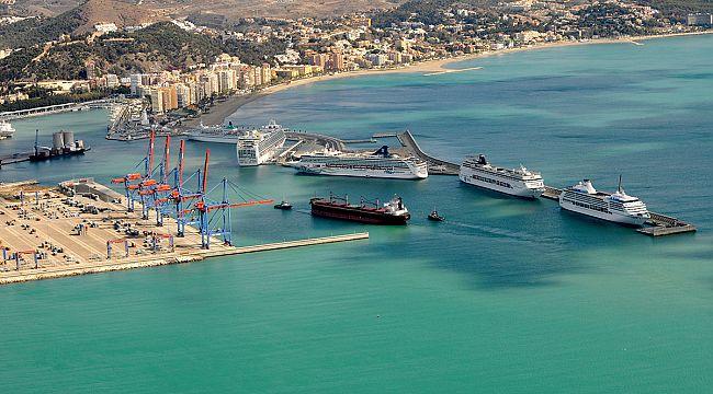 Global, Malaga Kruvaziyer Limanı'nın tamamını aldı